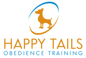 Happy Tails Obedience Training logo dog training near me dog trainer puppy classes socialization