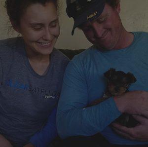 brutus, dog, puppy, yorkie, dog training, puppy training, happy, clients, dog trainer near me, dog trainer, puppy trainer,