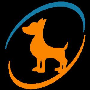 dog training logo for utah dog trainer utah county